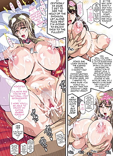 英语漫画 ura settai 司 私 entertainer.., shiho , nishizumi , ahegao , stockings  swimsuit