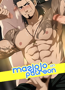漫画 mazjojo  patreon 2016 三月 final.., blowjob , handjob